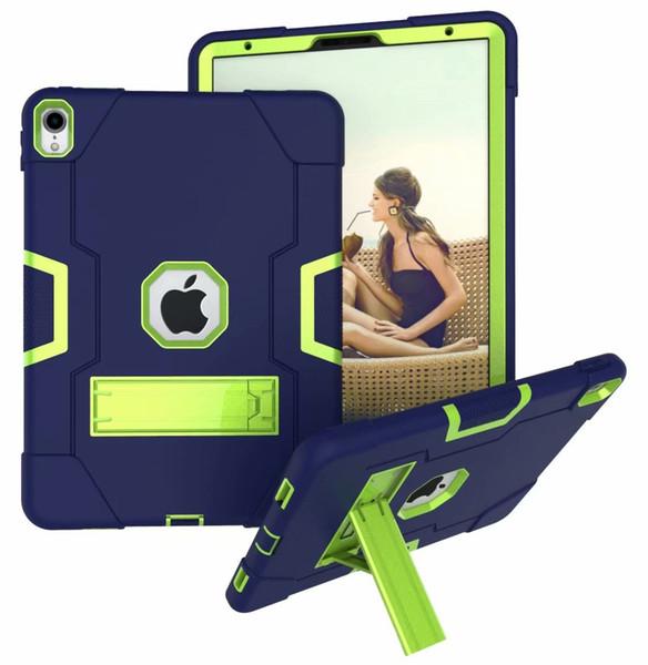 핫 갑옷 애플 아이 패드 2 3 4 태블릿 + 스타일러스 커버 헤비 듀티 실리콘 + PC 충격 방지를 위해 애플 하이브리드 케이스를 보호