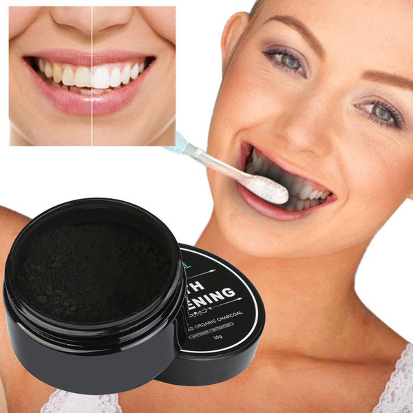 Best Tooth Powder Bamboo dentifrice Oral Care Hygiene Cleaning natural activated organic charcoal coconut teeth Yellow Stain