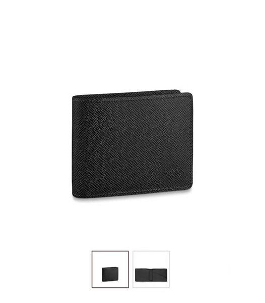 62663 Größe 12m 9cm globales freies Verschiffen klassische Retro Art zusammenpassende lederne Luxuxhandtaschen Dame-Mappenclipkarte der höchsten Qualität