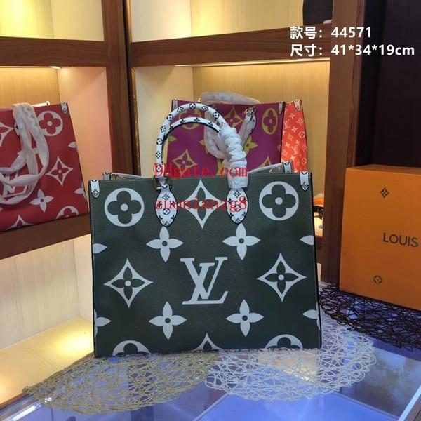 2019 nuove borse borse elenco moda spalla zaino di alta qualità classico Top lavorazione