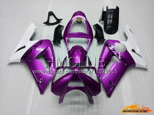 No. 3 Purple