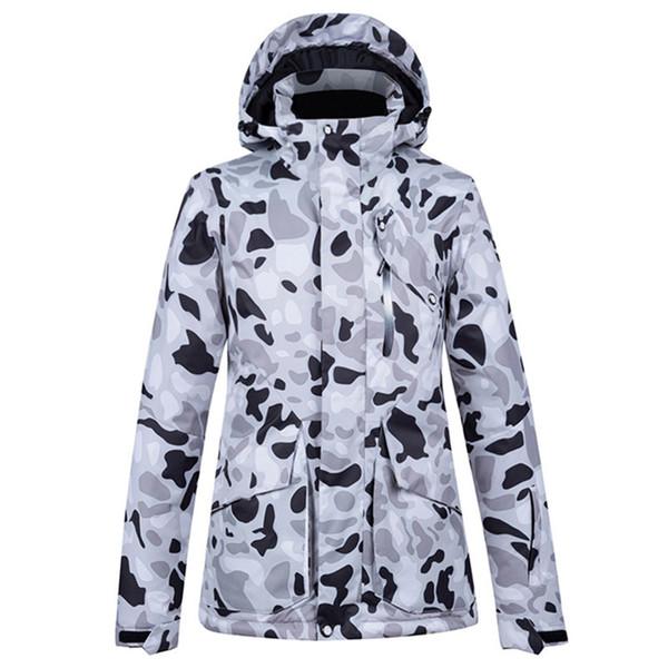 couple winter waterproof windproof ski-jacket women men snowboard-jacket couple snow board jacket winter warm coat lovers jacket