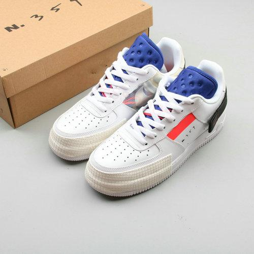 Forces Type N 354 Utility 1s Classic White Men Women Skate Shoes Sports Skateboarding Low Cut One Mens Trainers Sneakers