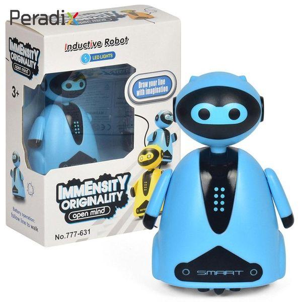 Robot blu