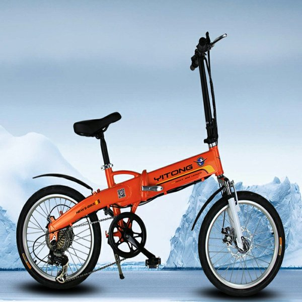 best selling NONONO Electric power-assisted folding electric bicycle outdoor double leisure Electric bike Factory Outlets