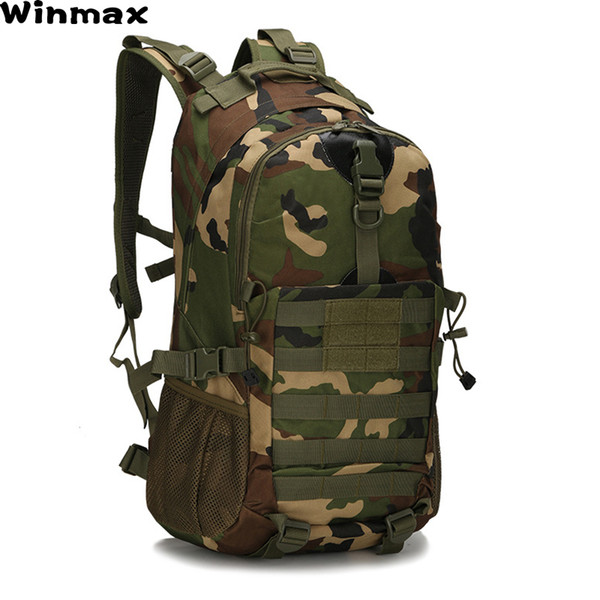 8 Colors Tactical Backpack 30L Oxford Military Bag Army Camping Men Tactical Bags Molle Cycling Hiking Outdoor Sports Climbing