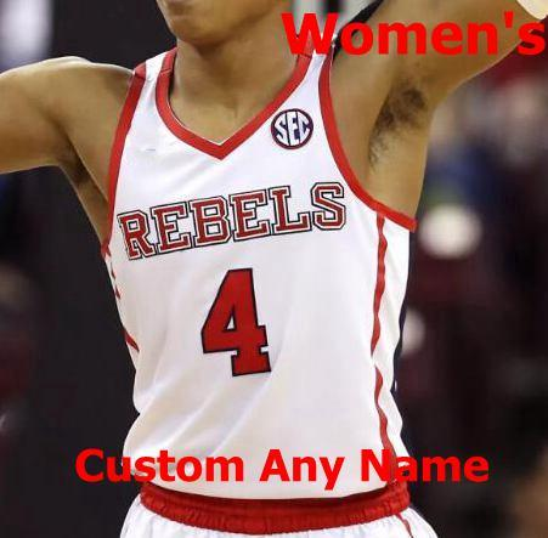 Womens White Rebels