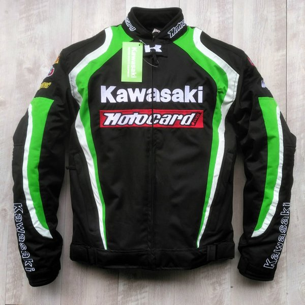 best selling New breathable Four seasons professional racing suit knight jacket outdoor travel protection motorcycle jackets cycling clothing