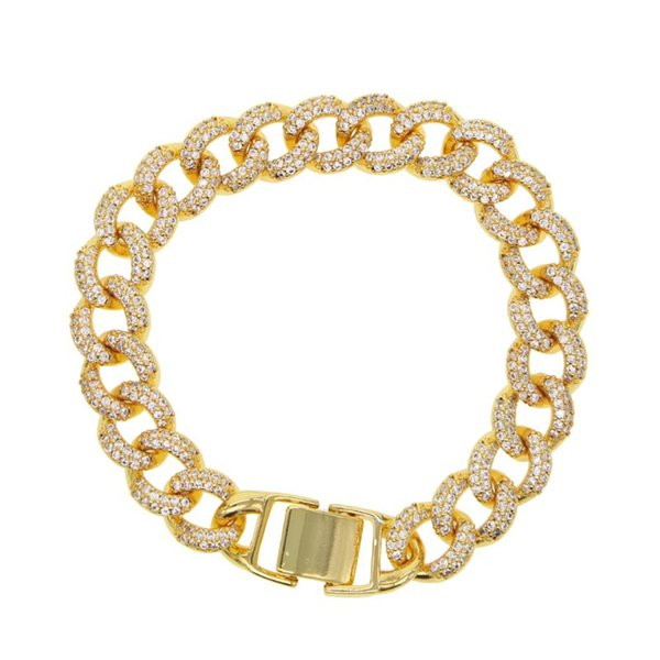 b233 ouro-17 centímetros