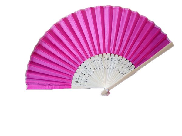 Personalized Luxurious Silk Fold hand Fan in Elegant Laser-Cut Gift Box +Party Favors/wedding Gifts+printing