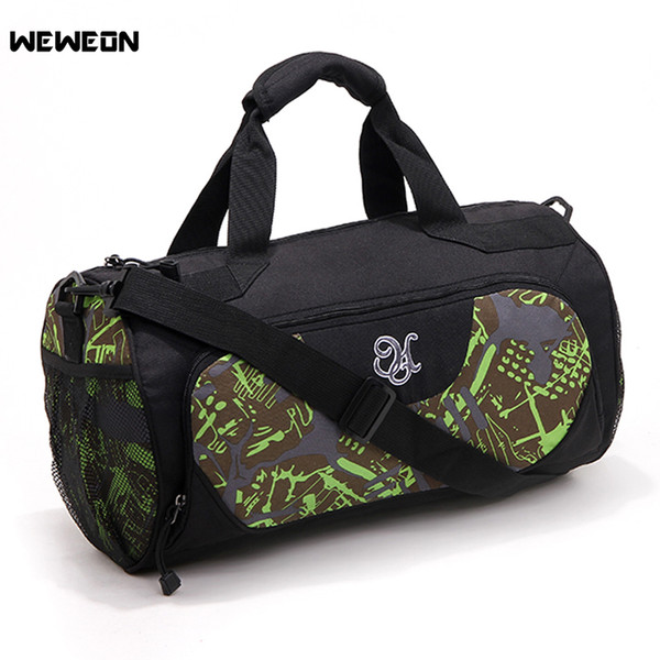 best shoes ever popular buying new 2018 Outdoor Waterproof Ultralight Sports Gym Bags Unisex Simple Training  Fitness Bag Camouflage Travel Handbag Yoga Tote Sac Sport From Mangosteeng,  ...