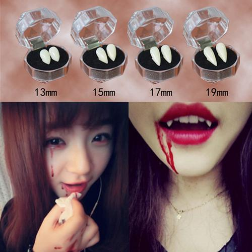 4 size vampire teeth