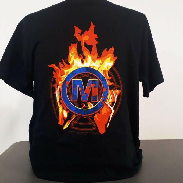 SLIPKNOT vendemmia 2006 T Shirt M LOGO ROCK METAL album ufficiale MENS UNISEX T-SHIRT divertente T-Shirt Men