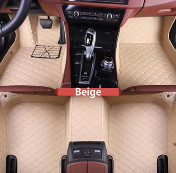 Applicable au tapis intérieur imperméable antidérapant de Suzuki Swift 2013-2017, tapis de voiture écologique, sans goût et non toxique