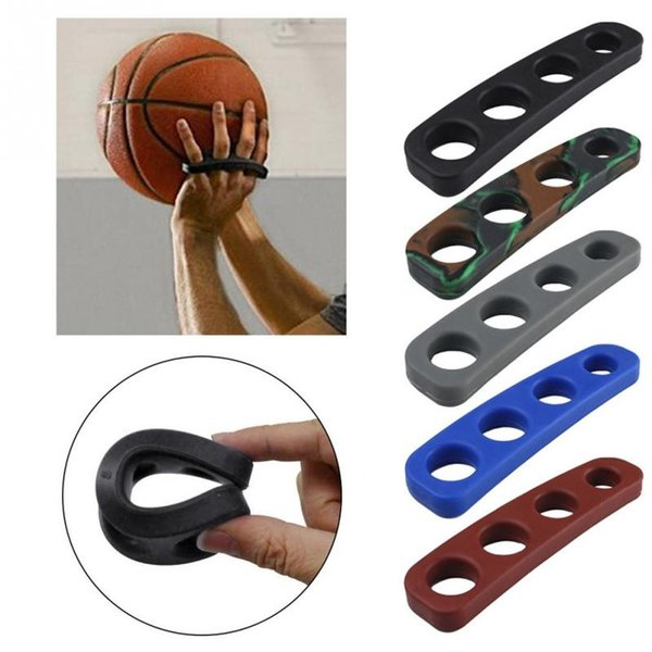 2018 Silicone Shot Lock Basketball Ball Shooting Trainer Training Accessories Three-Point Size for Kids Adult Man Teens #922 #270469
