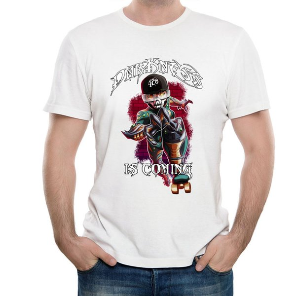 Designer T Shirt for Men Fashion Tshirt with Print Summer Breathable Short Sleeve Mens Tee Shirt Tops Clothing 4 Color S-3XL Size