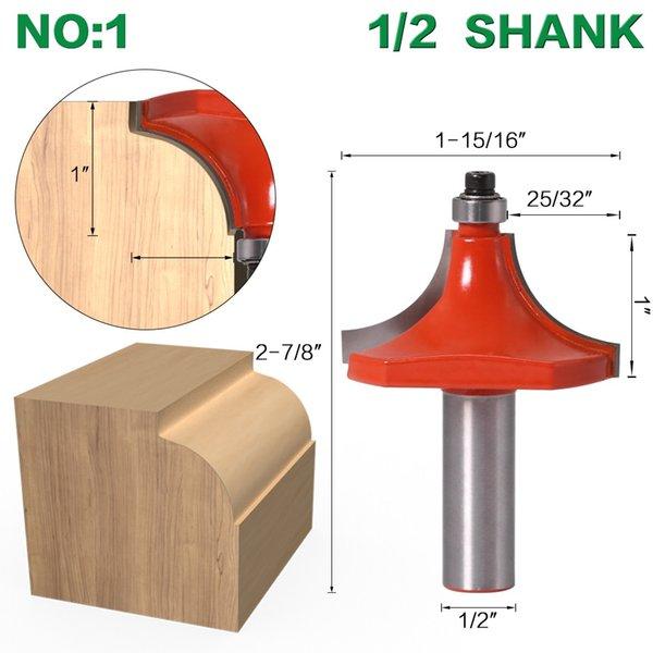NO1 12,7 mm vástago