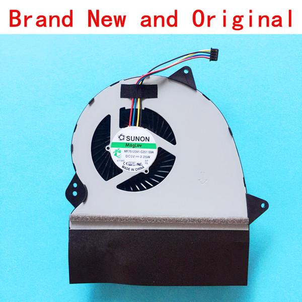 Новый ноутбук Вентилятор охлаждения процессора Радиатор кулера Ноутбук для ASUS fx-pro6300 fx pro6300 fx-pr06300 fx pr06300