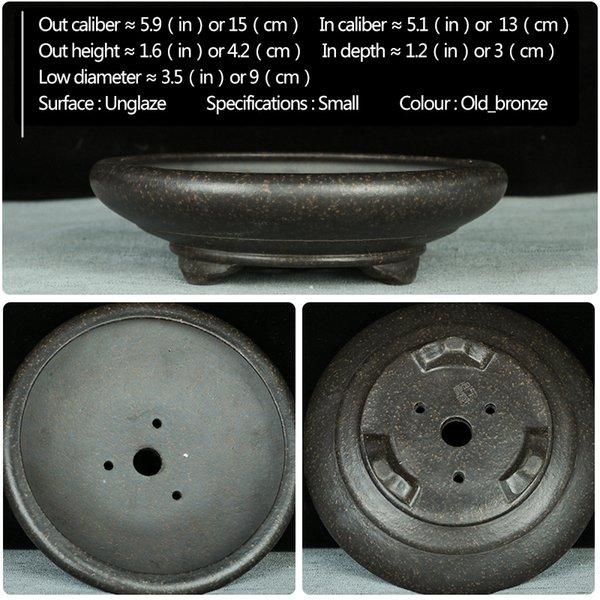 Vecchio bronzo Clay-s