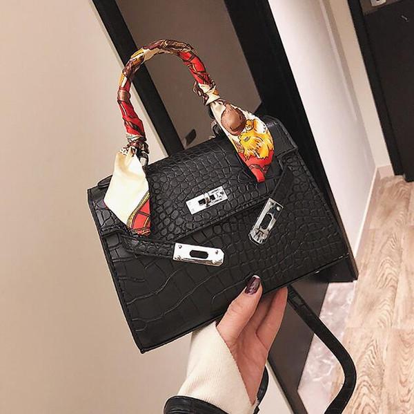2019 Bolsos con patrón de piedra Bolso de mujer Diseñador de moda bolsos de lujo bolsos Casual Hombro Messenger Bag cross body bag 310