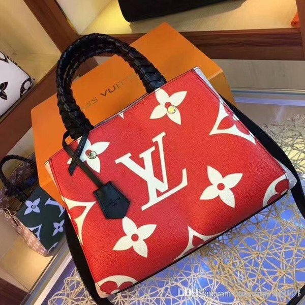 Fa hion women capacity tote bag de igner handbag lady 13 loui 13 vuitton 13 famou canva bag pur e ladie houlder bag