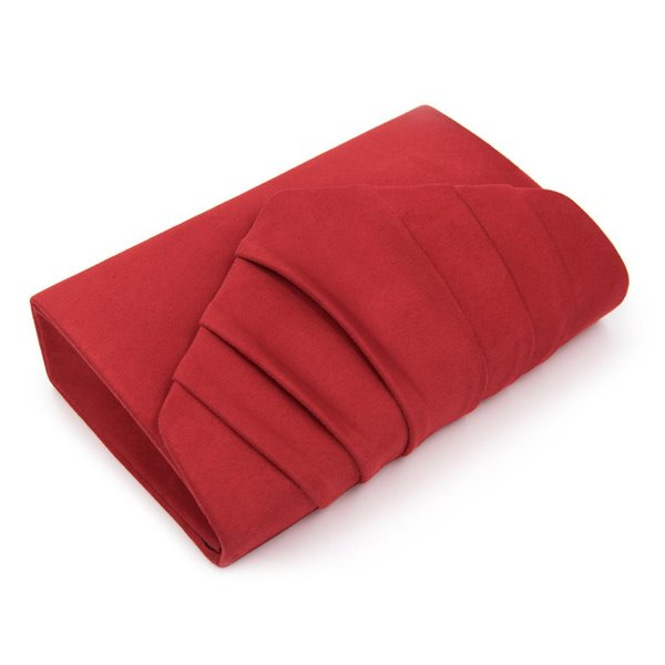 2019 Hot sale silk and satin dinner hand bag folded bride bag envelope envelope female ladies hand bags