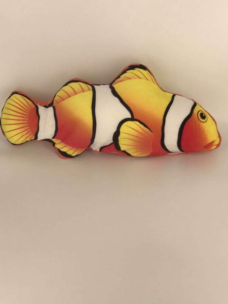 Clown Fish USB Charging