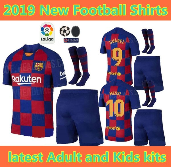 info for c5a57 93c5f 2019 19 20 Adult And Kids BARCELONA SOCCER JERSEYS HOME MESSI 2019 2020  COUTINHO VIDAL A .INIESTA SUAREZ O. DEMBELE Football Shirts From  Leonsky2018, ...