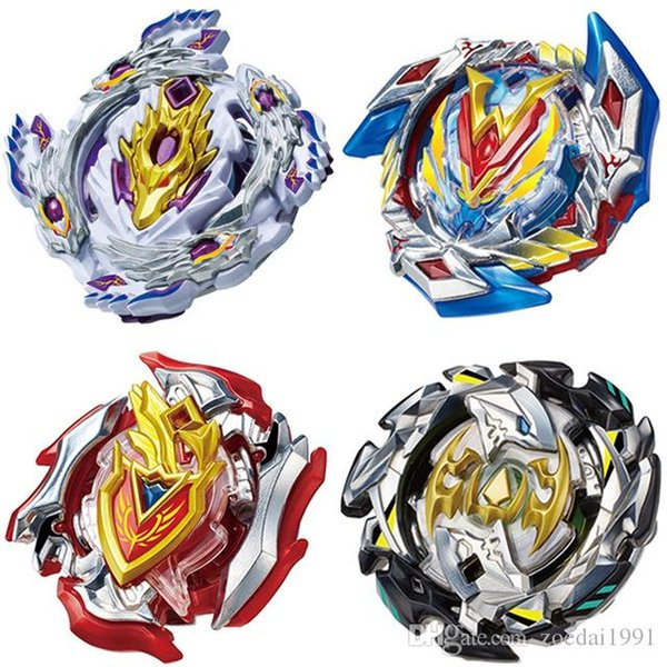 Super Beyblade Burst B104 B105 B106 B110 Spinning Top With Launcher 4D Metal Plastic Fusion Fighting Gyro Bayblade Toys Gift