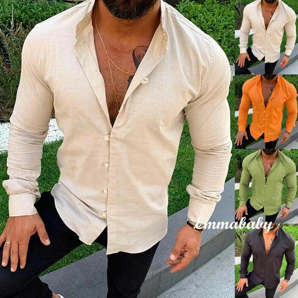 Luxus-Qualität Männer Slim Fit Shirt Langarm Kleid Hemden Freizeit Hemd T übersteigt freie Verschiffen-Fabrik