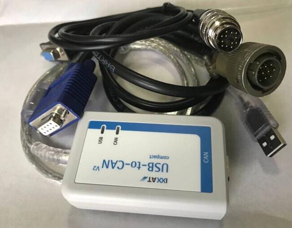 Per MTU DIAGNOSTIC KIT (da USB a CAN) MTU Diasys 2.71 MEDC ADEC Kit completo