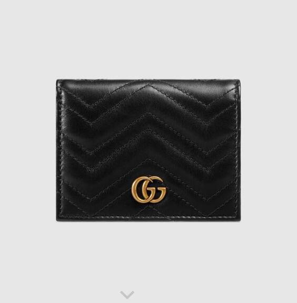 466492 Marmont series card holder madam WALLET CHAIN WALLETS PURSE Shoulder Bags Crossbody Bag Belt Bags Mini Bags Clutches Exotics
