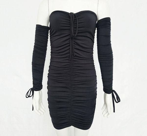 Женщины сексуальный дизайнер красоты платье для партии мини-платья без рукавов сексуальные ночной сарафан бесплатная доставка