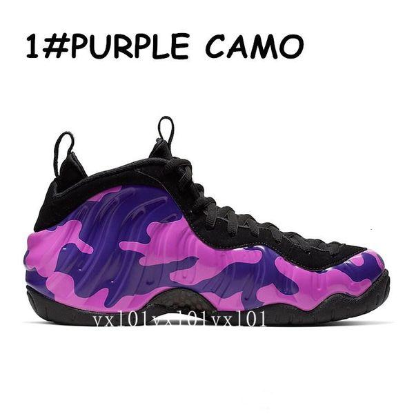 #1 Purple Camo
