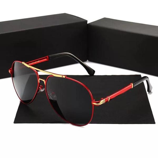 960cb0eb67 PORSCHE DESIGN 8755 Cristal Negro Gafas de Sol de Moda de Lujo Mujeres Gafas  de Diseñador