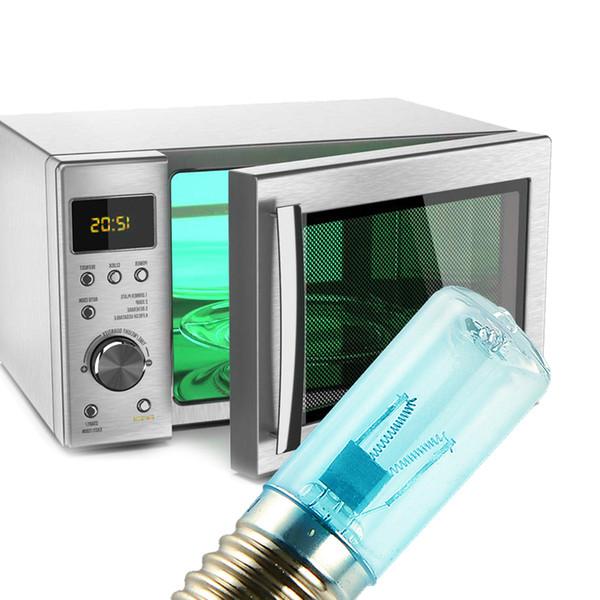 UV Light Household 3W a basso consumo Mini UV lampadina Disinfezione Cabinet E17 Testa UV lampada germicida frigorifero armadio sterilizzazione lampada