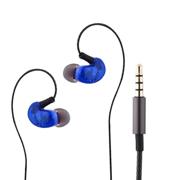 Venta al por mayor auriculares magnéticos deporte auriculares auriculares de metal 3.5 mm super bass auriculares estéreo con micrófono para teléfono móvil mp3 mp4