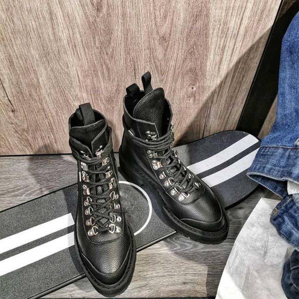 Hot venda- moda de luxo da montanha escalada sapatos mulheres ao ar livre Caminhadas botas botas de motociclista plataforma clássico