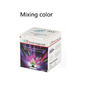 USB + смешивание цветов