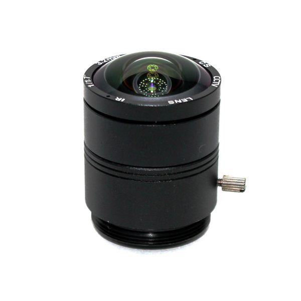 3.2mm 160 Derece CS Dağı CCTV Lens