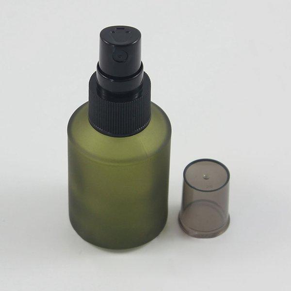 esmerilado verde
