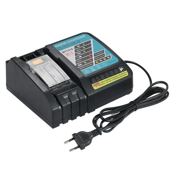 Remplacement rapide du chargeur 6.5A pour batterie Li-ion Makita DC18RC DC18RA BL1830 BL1815 BL1840 BL1850 14.4V-18V
