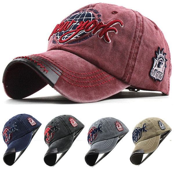 Fashion New Unisex Women Men Summer Brief Embroidered hat Outdoor Cotton High Quality Sunhat Adjustable Caps #4F10