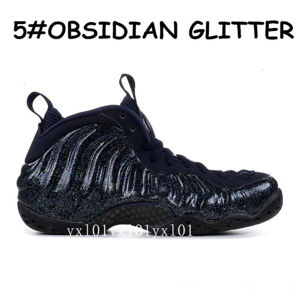 #5 Obsidian Glitter