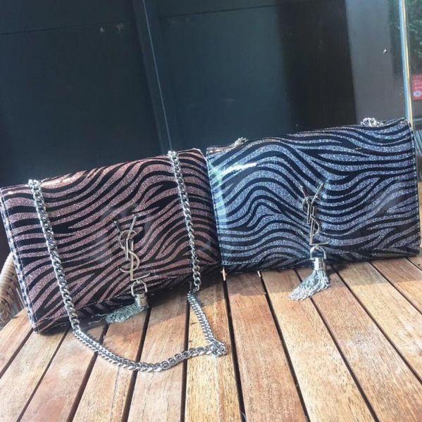 Çanta moda lüks tasarımcı çanta tote Messenger Çanta Crossbody Çanta 2019 Satış ürünleri 18 cm Su desen baskı tasarım