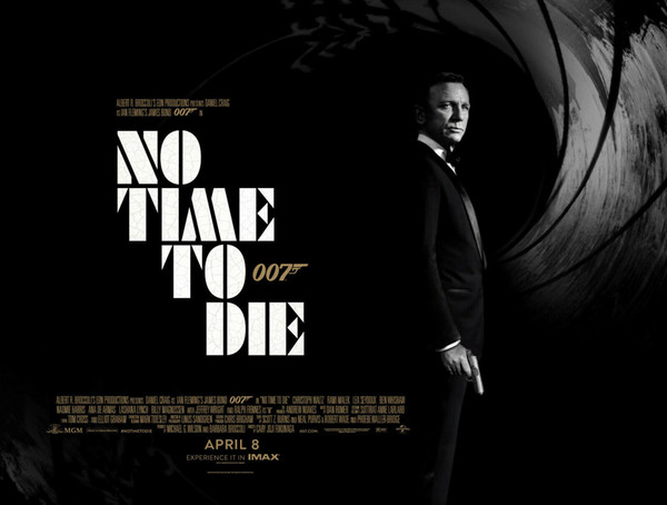 2019 007 No Time To Die James Bond Silk Print Poster 57786 From Poster2021 8 93 Dhgate Com