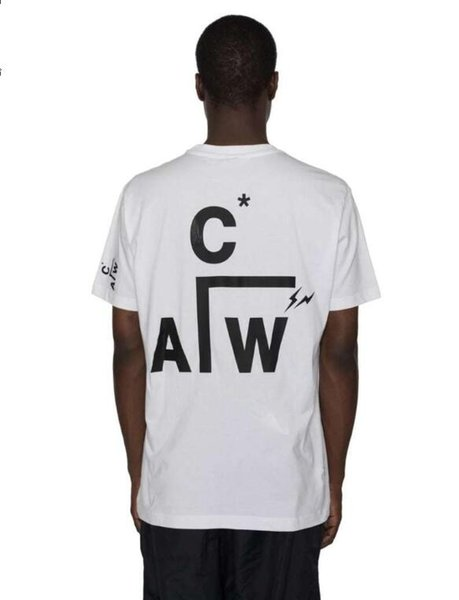 Batch classic summer black and white trend T-shirt industrial wind simple short sleeve free post