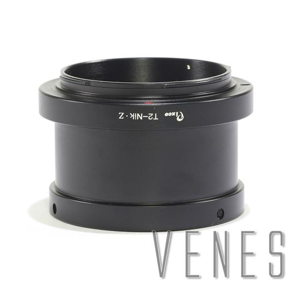 Adaptateur d'objectif pour objectif de montage T2 adapté à l'appareil photo Z