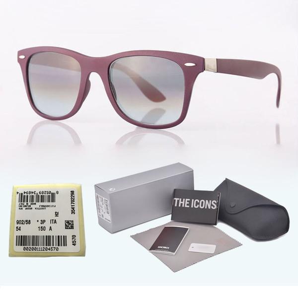 High quality sunglasses men women Brand Designer Metal hinge Fashion sun glasses mirror uv400 glass lenses with cases and label