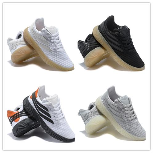 2018 new Sobakov men's and women's 450 casual shoes high quality breathable rubber sole repair outdoor performance sports shoes size